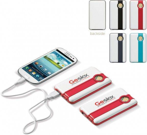 Powerbank Retro 3800 mAh
