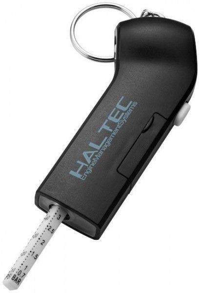Handi Reifendruckmesser und Schlüssellicht