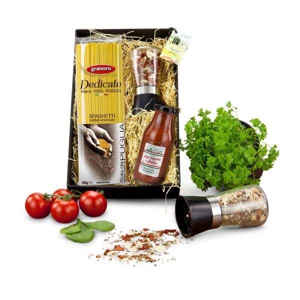 Präsenteset Spaghetti Italiano
