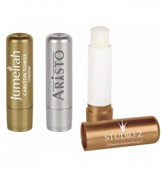 Lippenpflegestift Metallic