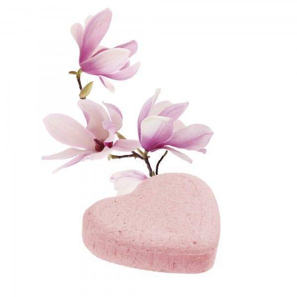 "Badeherz ""Magnolia"""