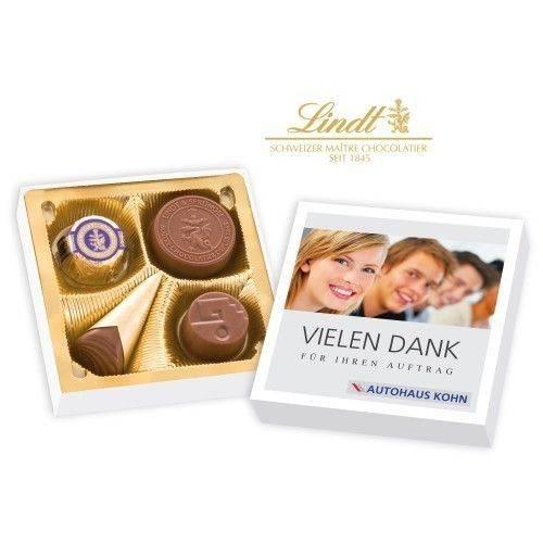 """""""Kleiner Dank"""" von Lindt"""