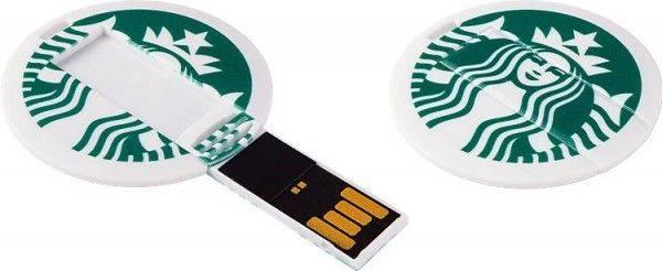 USB Stick Coin Card