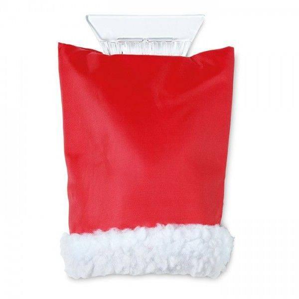 Warmix, Handschuh mit integriertem Eiskratzer