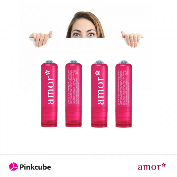 Amor-Lippenpflegetifte