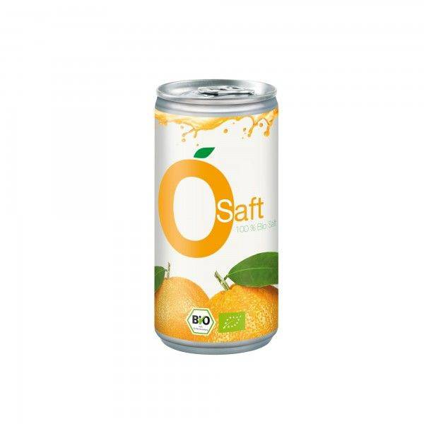 Bio Orangensaft Budget 200 ml