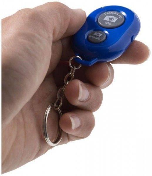 Selfie Schlüsselanhänger Bluetooth® Remote Anschluss