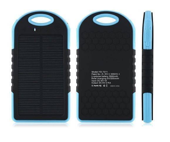 Solar Charger 5000 mAh