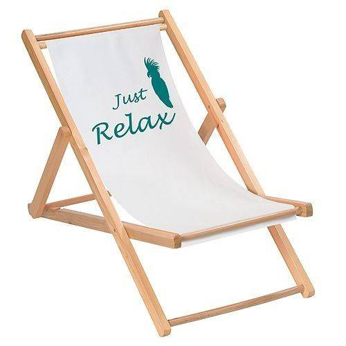 Liegestuhl Relax