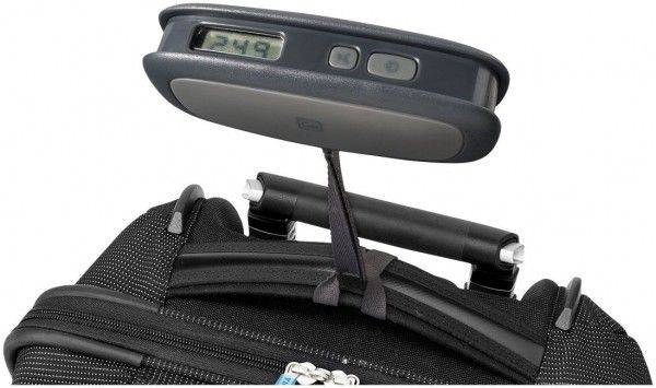 Digitale Gepäckwaage