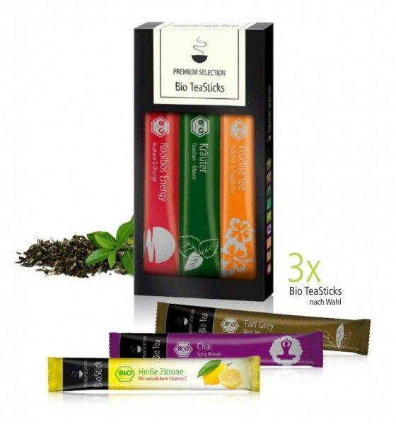 TeaBox Premium Selection