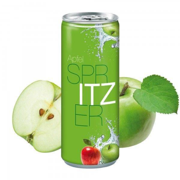 Apfelspritzer Classic 250 ml