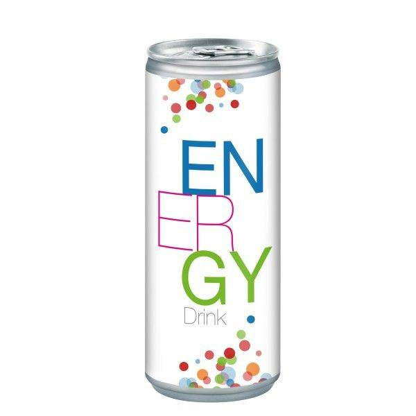 Energy Drink Budget 250 ml