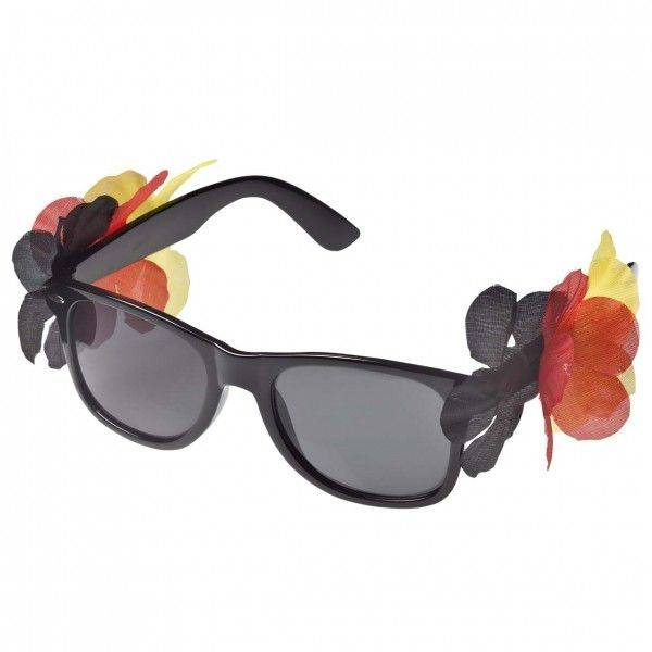 """Sonnenbrille """"Flower"""" Deutschland - unbedruckt"""