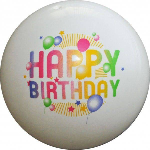 Spielball Happy Birthday