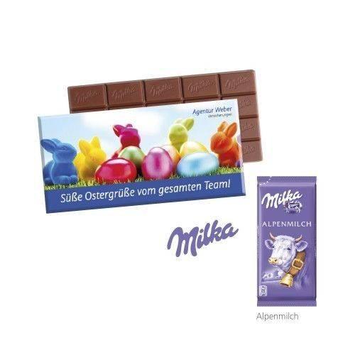 Schokoladentafel von Milka