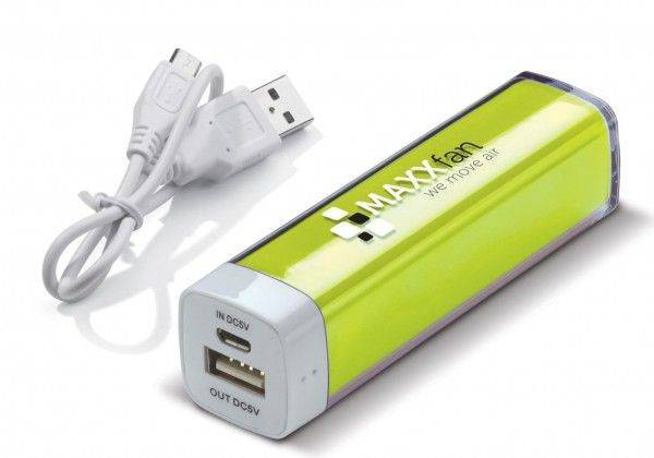 Powerbank Transparent 2200 mAh