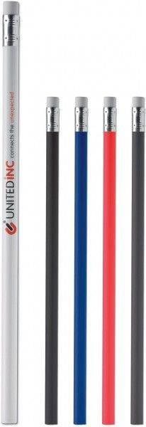 Bleistift mit Radiergummi 186