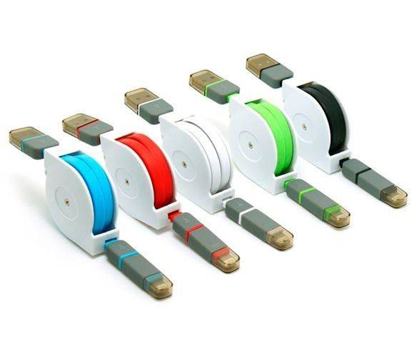 Retractable Cable 1