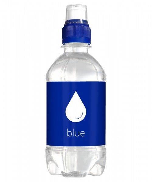 Wasser 330 ml Sportverschluss