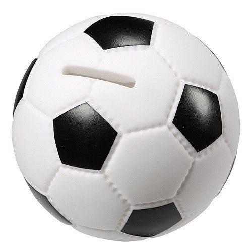 Spardose Fußball