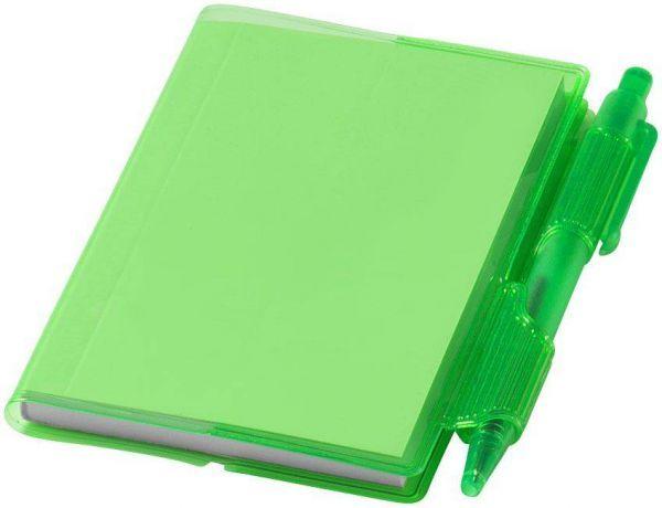 Air Notizbuch und Stift