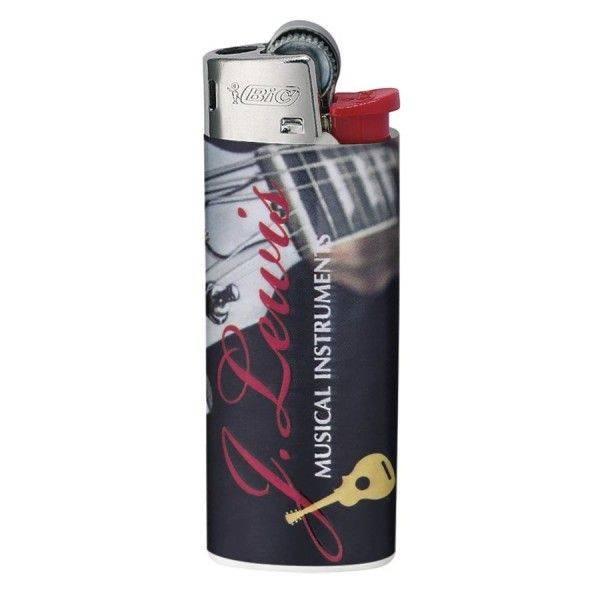 BIC Feuerzeug J25 Digital (Mini)