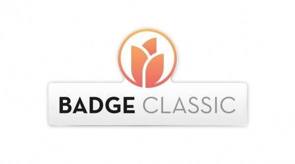 Tulip Badge Classic Pin/Clutch