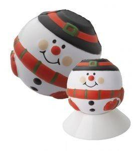 """Snowman"" Anti-Stress Ball"