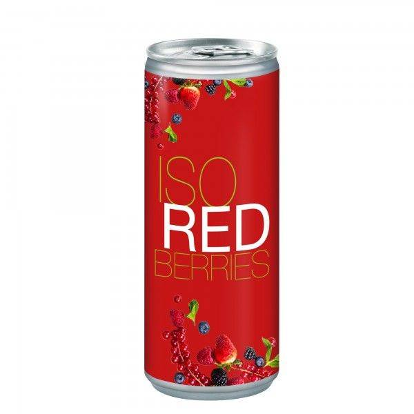 Iso Drink Redberries Budget 250 ml