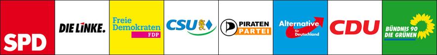 Parteien-bei-der-Bundestagswahl-2017