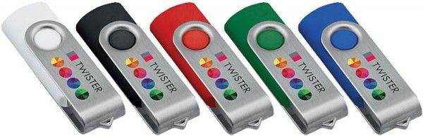 USB Stick Twister